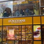 ロクシタンカフェ - 店舗の外観
