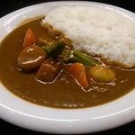 インドのとなり - 野菜煮込みカレー