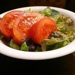 インドのとなり - トマトサラダ