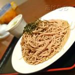 武蔵野 - 料理写真:ざるそば(大盛り!)