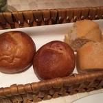 35008679 - パン2種