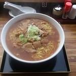 多古爺 - 肉ラーメン(大)