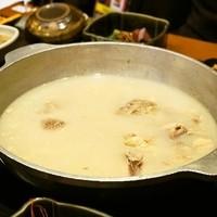 鳥元-2015.1 名物 伊達鶏の水炊き鍋