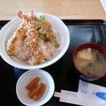 彩創喜 - 料理写真:日替わり:天丼