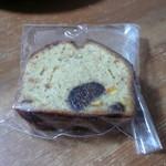 KUSA.喫茶 - ラムフルーツケーキ