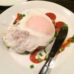 カンド クラブ バー - 若鶏のステーキシャンピアンソース