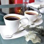 隠れ家カフェ清ちゃん - ランチに付くドリンク
