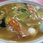 大成軒 - 広東麺