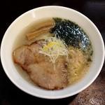 麺屋 あさ蔵 - 魚介旨塩