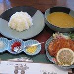 レストラン五明館 - カツカレー