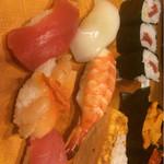 鮨和 - 特上寿司2500円税込
