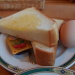 パブロカザルス - 厚切りのトースト