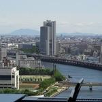 情緒あふれる隅田川をゆっくり眺めながら、ランチをお楽しみ下さい