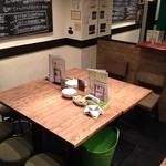Bar Salu - 団体テーブルは10~12名までOK