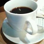 小龍門 - サービスのコーヒー