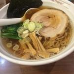 Ramennageyari - 料理写真:鯖節そば650円