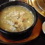 スンチャン - 参鶏湯(ハーフ)