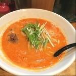 陳麻家 - 担々麺。 スープは薄め(^^