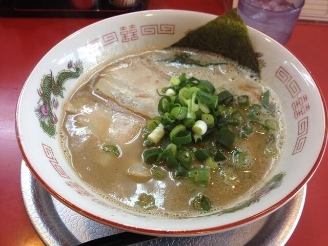 ラーメンたんろん 本店 - たんろん魚介ラーメン<並>(700円)
