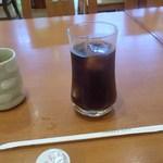 越前和食処 花はす - 食後にコーヒーが付きます
