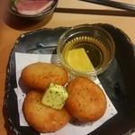 南行徳 彦酉 - カマンベールチーズ餅