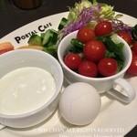 ポータルカフェ - Morning buffet.