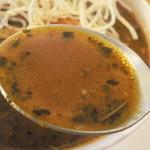 カレーの準泰 - スープはこんな感じ