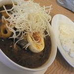 カレーの準泰 - チキンスープカレー(1,000円+100円)