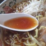 なごみ茶屋 八光 - 牛骨スープ