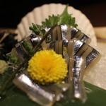 薩摩魚鮮水産 - きびなご刺身