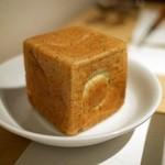 クローバー - 自家製あおさ海苔のキューブパン