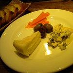 ビストロ・ダルブル - チーズ