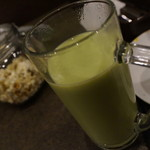 アザバルバンバン - 抹茶ミルクホット