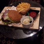 35054456 - 和牛ハンバーガー