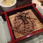 ザ・ロッジ - 鮨御膳のお蕎麦