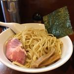 麺屋 御神本 - うどんのような太麺