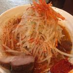 縄麺 男山 - 火山ラーメン  750円(税込)