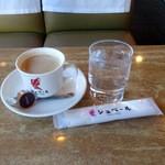 シュベール - ホットコーヒー