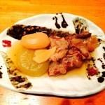 居酒屋たまゆら - 豚軟骨トロトロ煮