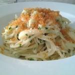 ミラベル - たっぷりのカラスミを使ったスパゲッティ