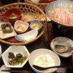 35058126 - 【名古屋店限定】昼の季節限定御膳『椿』TUBAKI