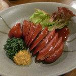 ひごつ堂 - 桜フランクソーセージ
