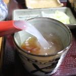 35063016 - 蕎麦湯