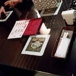 本格タイ料理 バンセーン - 我々のテーブル