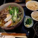 敷島 - 肉うどん