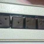ショコラティエ・オウルージュ - オーソドックスなショコラの詰め合わせの様です¥1,650