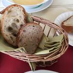 ブラマソーレ - 2015/02 パン あたたかい