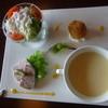 ブランニュー 北上 - 料理写真:前菜とスープ