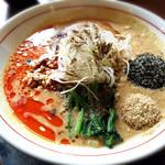 まっくうしゃ - 限定濃厚坦々麺