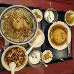 3507949 - 麺 と あんかけご飯 ランチ2種